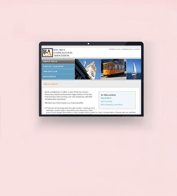 Baca.org - Web Development & Content Production