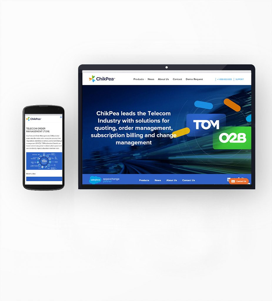 Chikpea Inc. - Marketing Automation, SEO-SEM, Analytics